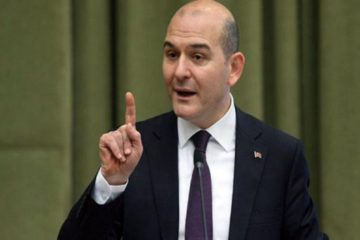 Interior Minister Soylu targets pro-Kurdish HDP, signals new operations