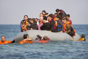 11 migrants drown when boat sinks off Turkish coast