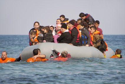 At least 15 dead as migrant boat sinks in Aegean Sea off Greek island
