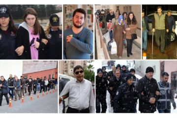 2586 people detained, 423 jailed in post-coup witch hunt in March