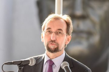 UN rights chief voices deep concern over mass arrests, purges, renewal of state of emergency in Turkey