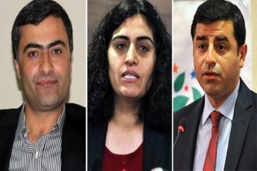 Kurdish politicians including HDP co-chair to go on hunger strike in protest of prison conditions