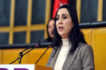 HDP Co-chair Yüksekdağ sentenced to one year in prison on insulting Turkish gov't charges