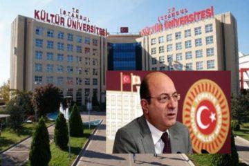 İstanbul's Kültür University cancels CHP deputies' program