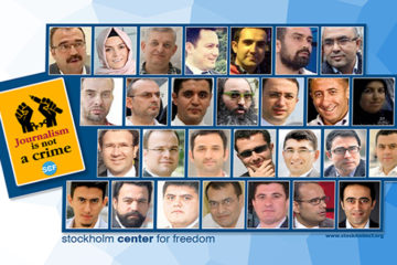 Detention period extended another 7 days for 13 journalists on Friday