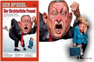 Der Spiegel: Turkish embassies pursuing Erdoğan critics in 35 countries