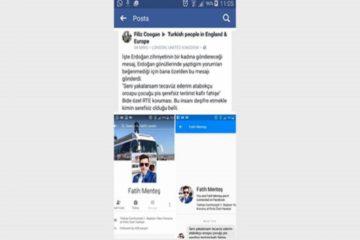 Erdoğan guard threatens woman with rape on social media