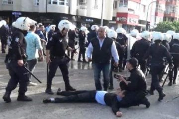 VIDEO — Turkish police attack critical Islamic group while celebrating birthday of Prophet Muhammad