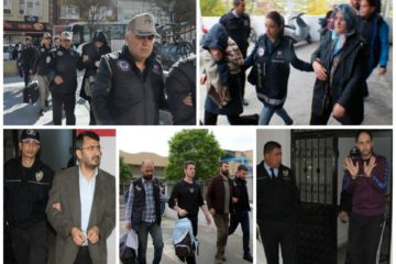 Turkey's Interior Ministry: 1,542 detained over 'terror charges' in past week