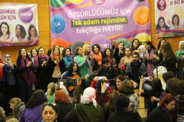 A report by HDP shows 2,462 'no' campaigners detained, 453 jailed in Turkey