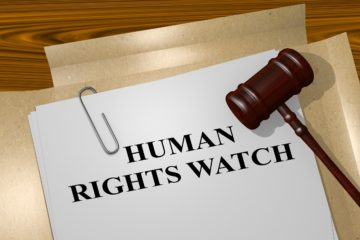 HRW examines what constitutional reforms mean for human rights situation in Turkey