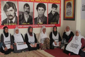 Kurdish political prisoners' hunger strike ends on its 64th day