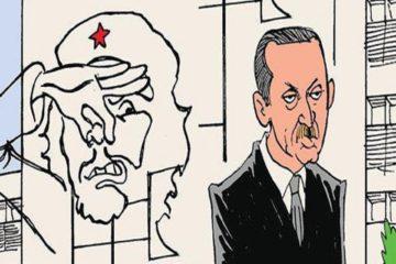 Actor sentenced to 11 months in prison for sharing Erdoğan cartoon