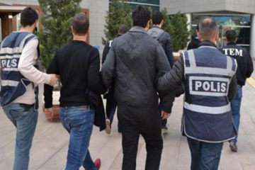 1,009 people detained in massive crackdown on alleged Gülen followers in police force