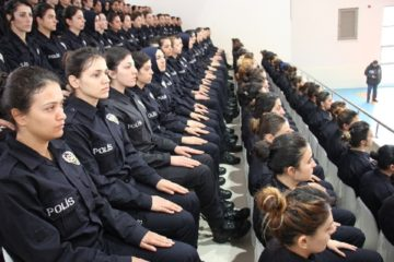 VIDEO — Turkey's female police officers vow vengeance: May revenge be everlasting!