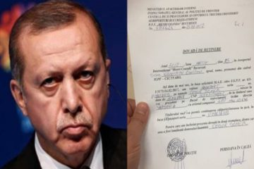 Romanian police return passport of Turkish businessman