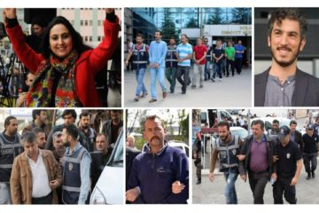 Turkish gov't detains 1358, jails 381 over alleged coup involvement in last 15 days