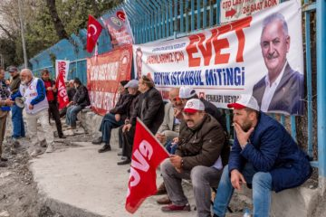 Turkey votes over giving extreme powers to autocratic President Erdoğan amid voting frauds