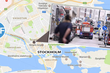 Stockholm Center for Freedom condemns heinous terror attack in Stockholm