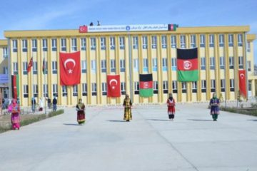 Turkish gov't presses Afghanistan to hand over control of Gülen-linked schools