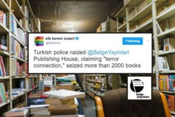 Turkish police raid publishing house in İstanbul, detain editors, seize 2,170 books