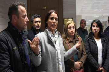 Arrest warrant issued for released HDP deputy Konca