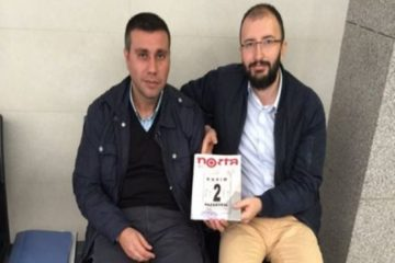 Turkish court sentences two top editors of closed Nokta newsweekly to 22 years