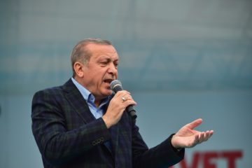 4,936 case opened, 1,080 people convicted over 'insulting Erdoğan' in 2016 in Turkey