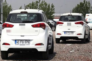 AKP municipality rejects leased cars with plates bearing Gülen's initials