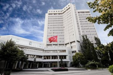 Turkey's foreign ministry labels 394 Turkish diplomats as terrorists