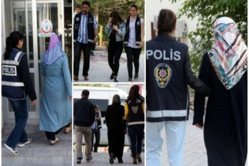 Turkish gov't detains 37 people, arrests 5 students over their alleged links with Gülen movement