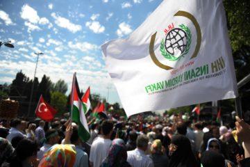 Al-Qaeda linked jihadist group in Syria bestows award to Turkey's İHH