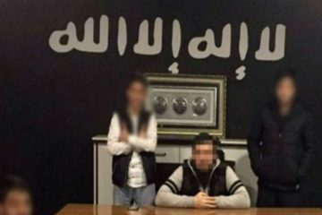 Secret witness says ISIL running bookstore in Turkey's Gaziantep province