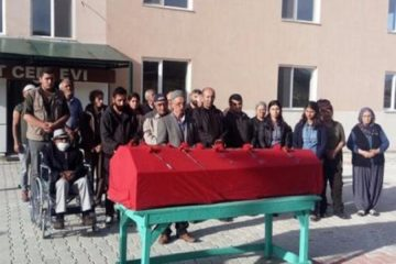 Kemal Gün holds funeral for his son after hunger strike for 90 days