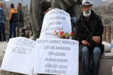 Father determined to continue hunger strike until son's remains returned by Turkey's gov't
