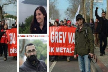 Turkey jails 3 more journalists on terrorism charges