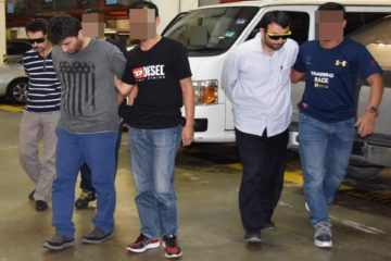 Karaman and Özçelik, Turkish nationals deported illegally by Malaysian gov't, arrested by Ankara court