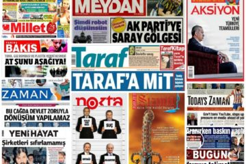Turkish gov't restricts access to archive of media outlets closed under emergency rule