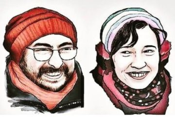 Two expelled educators detained on 75th day of their hunger strike