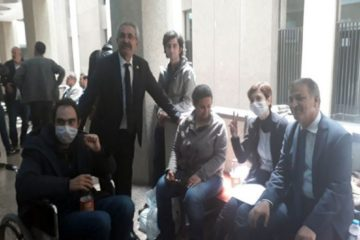 Gülmen and Özakça, two dismissed educators on hunger strike, arrested in Turkey
