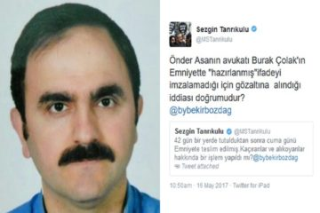 Lawyer of abducted teacher detained for rejecting to sign false testimony in Turkey