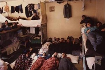 Over 22,000 inmates sleep on floor in Turkey's overcrowded prisons