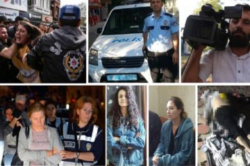 PURGE IN LAST 15 DAYS: 1257 detained, 264 jailed in Turkey over coup charges
