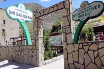 Trustee removes name of slain Kurdish activist Elçi from park in Van
