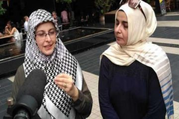 VIDEO — Turkish women say husbands detained in Malaysia cannot be linked to ISIL