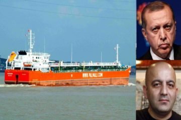 Azeri billionaire Mansimov gave Turkey's Erdoğan $25 mln oil tanker in 2008