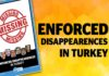 Critics whisked away from streets in Turkey, detained in secret locations, faced torture
