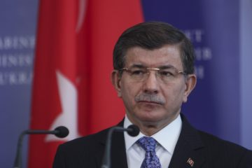 Turkey's former PM Davutoğlu says AKP rapidly weakening own values