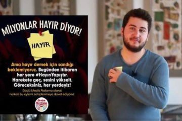Turkish student gets 2-years suspended prison sentence over popular anti-Erdoğan video