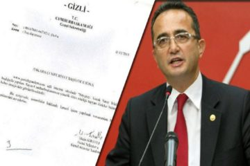CHP deputy: New intel organization formed for profiling Erdoğan opponents in Turkey
